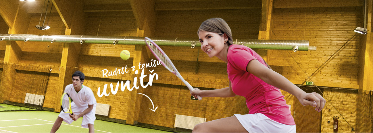Tenis venku
