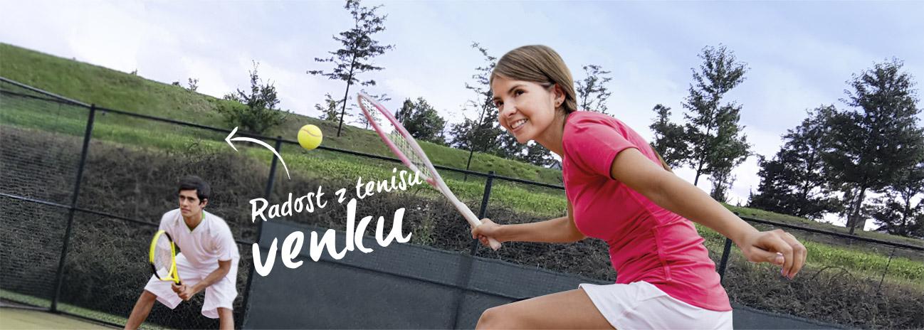 Tenis uvnitř