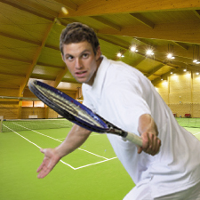 Tenis indoor